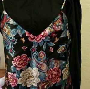 Romantic vintage chemise L
